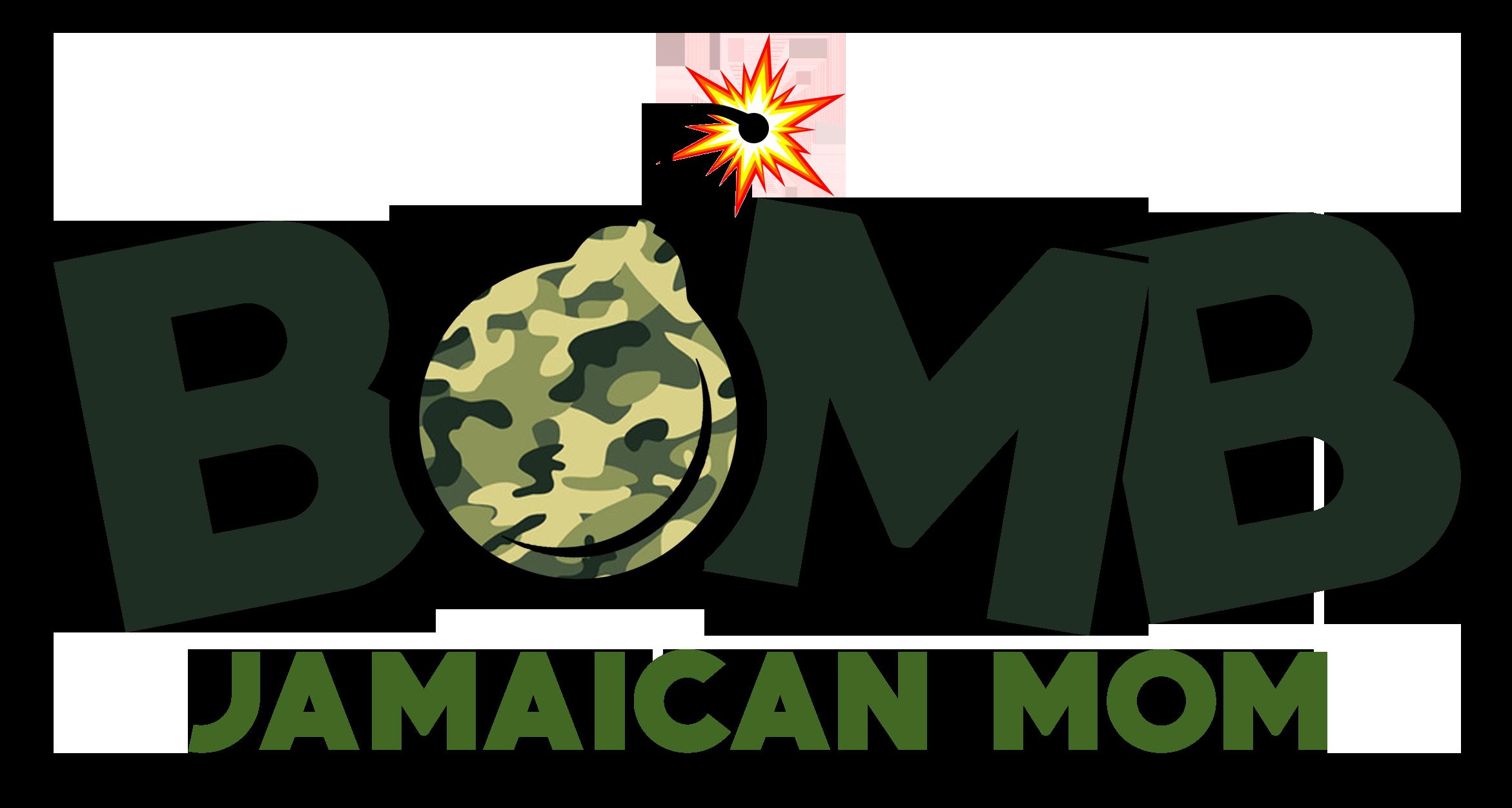 Bomb Jamaican Mom